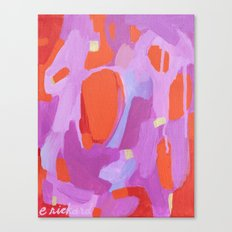 Sangria Canvas Print