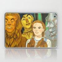 Dorothy's Crew Laptop & iPad Skin