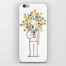 I bring flowers iPhone & iPod Skin
