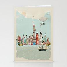 Visit New York Stationery Cards