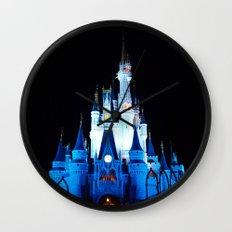 Where Dreams Come True Wall Clock