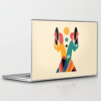 lost Laptop & iPad Skins featuring Lost by Andy Westface