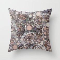 :: Gray Sky Morning :: Throw Pillow