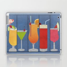 Fruit Drinks Laptop & iPad Skin