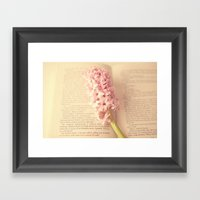 Moment Framed Art Print