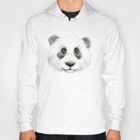 Giant Panda portrait SK063 Hoody