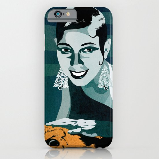 Josephine Baker iPhone & iPod Case