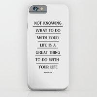 Notknowing iPhone 6 Slim Case