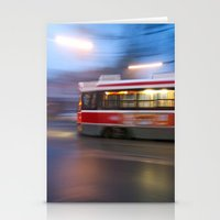 Steel In Motion Stationery Cards