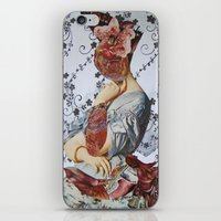 CONTESSA D'HASSONVILLE iPhone & iPod Skin