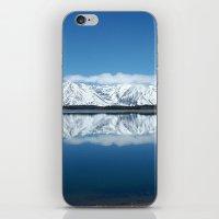 Grand Tetons iPhone & iPod Skin