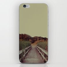 Our Youth is Fleeting, Old Age is Just Around the Bend. iPhone & iPod Skin
