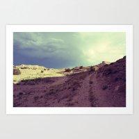 New Mexico 1 Art Print