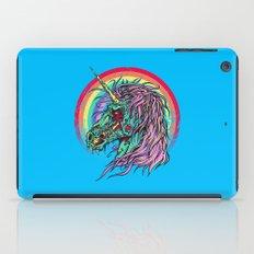 Zombie Unicorn iPad Case