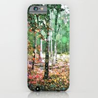 :: Walk in the Woods :: iPhone 6 Slim Case