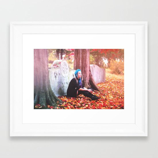 The Legend of Sleepy Hollow Framed Art Print