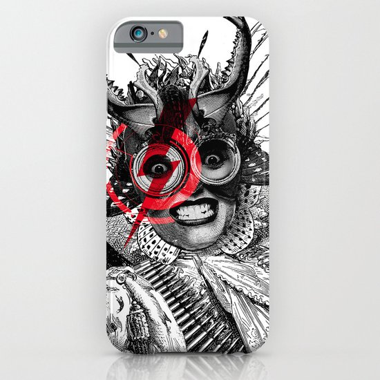 The Baroness iPhone & iPod Case