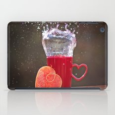 Splash Love iPad Case