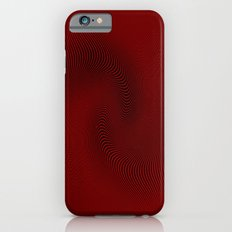 Red Pattern iPhone 6 Slim Case