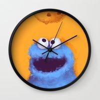 Cookies  Wall Clock