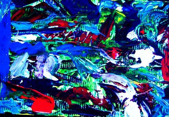 """Color-Fall"" Art Print"