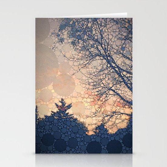 Daybreak Stationery Card