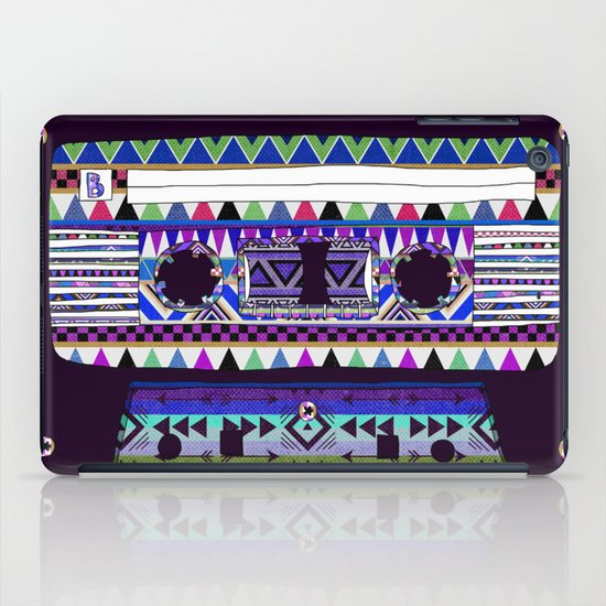 Mix Tape # 10 iPad Case