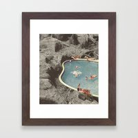 Is This The Place That T… Framed Art Print