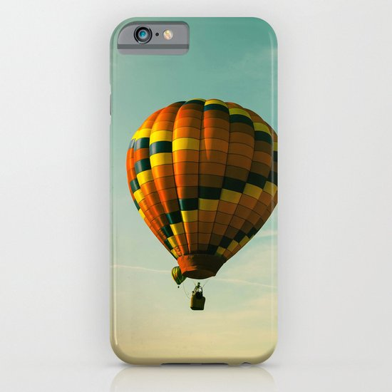 Touching The Tree Tops iPhone & iPod Case