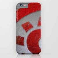 iPhone & iPod Case featuring Red Sun by carlosPARCE