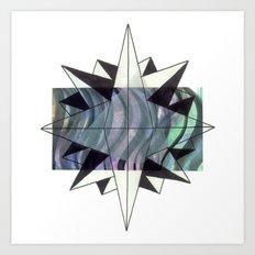 C.O.M.P.A.S.S. No. 3 Art Print