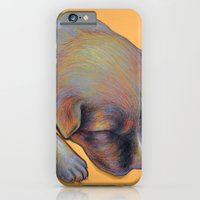 iPhone & iPod Case featuring Pup by Emily A Robertson