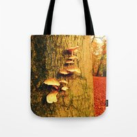 Forest Of The Fairies Tote Bag