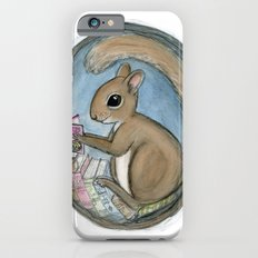 Sherman Squirrel Reads a Tale Slim Case iPhone 6s