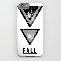 iPhone & iPod Case featuring FALL by Villaraco