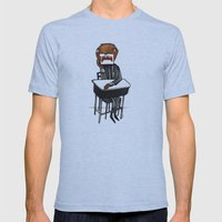 R J B Mens Fitted Tee Athletic Blue SMALL