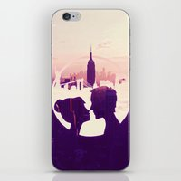 New York Love iPhone & iPod Skin