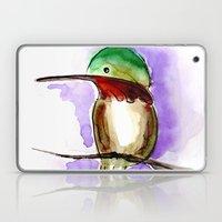 Hummingbird A Laptop & iPad Skin
