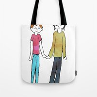 It's all fine Tote Bag