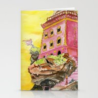 Red Mountain Stationery Cards