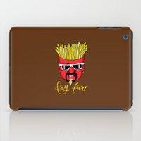 Fry Fieri iPad Case