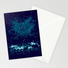 Cosmic Safari Stationery Cards