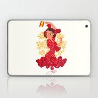 España Laptop & iPad Skin