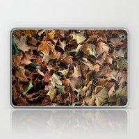 Leaf Jumble Laptop & iPad Skin