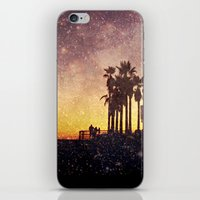 California Sunset iPhone & iPod Skin