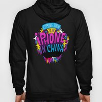 Coming Soon To An IPhone… Hoody