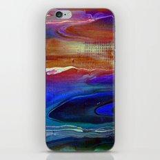 Dusk at the Beach iPhone & iPod Skin