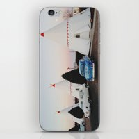 Wigwam Motel iPhone & iPod Skin