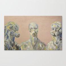 The Dust Bowl Blues #2 Canvas Print