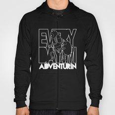 Every Day I'm Adventurin' - Light Hoody